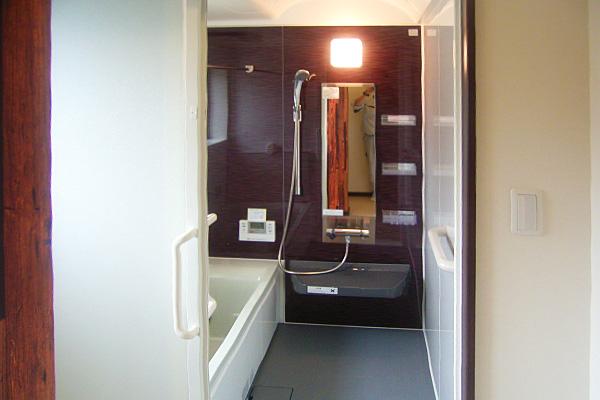 三重県伊賀市リフォーム後 浴室