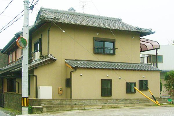 三重県伊賀市リフォーム後 外観
